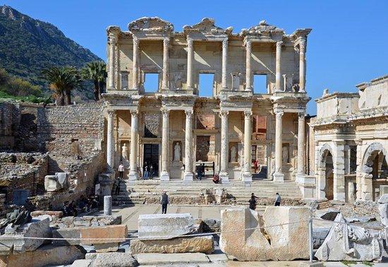 Ephesus Tours: Efes Library