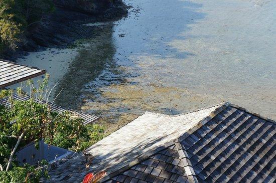 Sri Panwa Phuket Luxury Pool Villa Hotel : Пляж