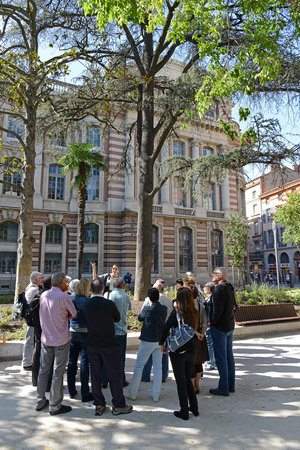 Guided Tours with the Toulouse Tourist Office