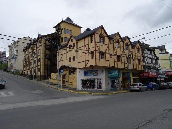 Villa Brescia Hotel: Façade de l'hôtel