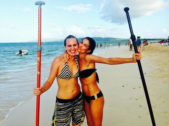 Stand Up Paddle Tobago: fun times