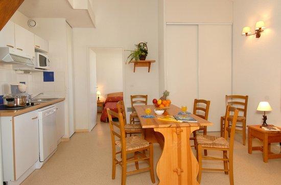 Résidence Mille Soleils : intérieur d'in logement