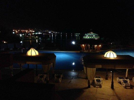 Sunny Days Palma De Mirette Resort & Spa: view from room