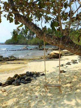 Shantaa Koh Kood : One of the private beaches