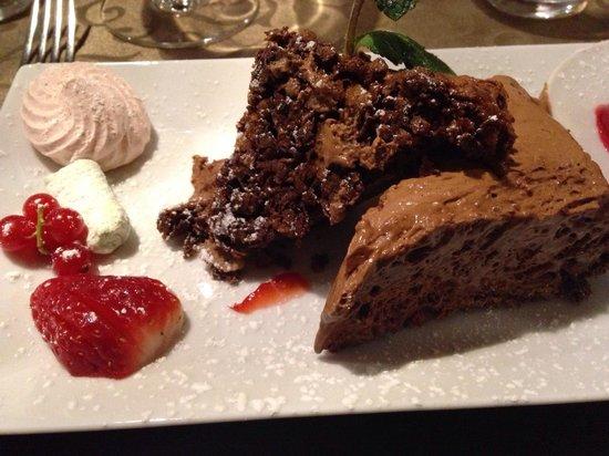 Le Statu.co : Dessert aux gavottes!