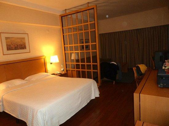 Hotel Roma: Habitación grande