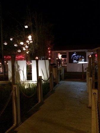 ITACA Resto – Lounge : Entrance
