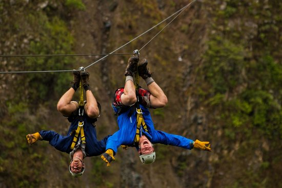 Conde Travel - Day Tours: Zipline Inca Jungle