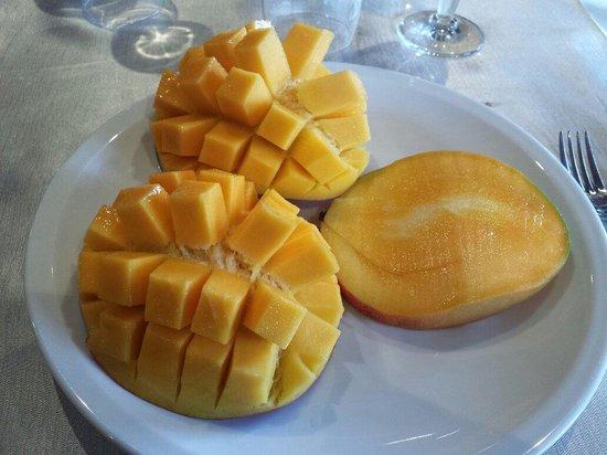 Sawadee : Mangue fraiche