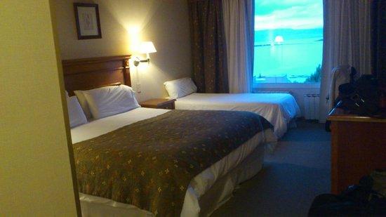 Terrazas del Calafate Hotel: habitacion superior