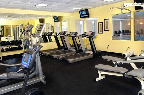BEST WESTERN PLUS Waterville Grand Hotel: Fitness Friendly!