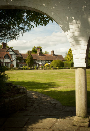 Ghyll Manor Hotel & Restaurant: The Manor House