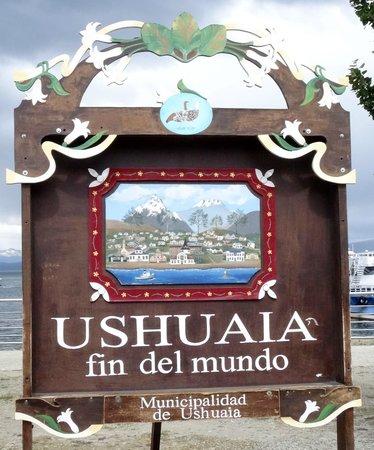 Faro Les Eclaireurs: Ushuaïa
