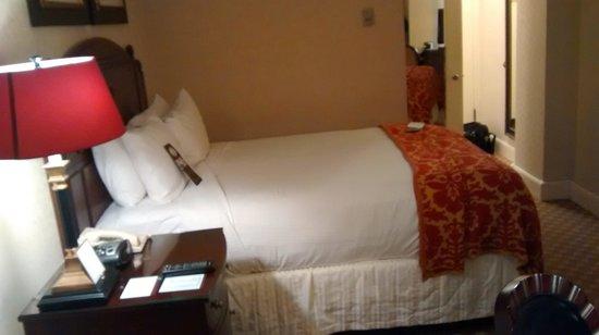 Omni Parker House : Bed