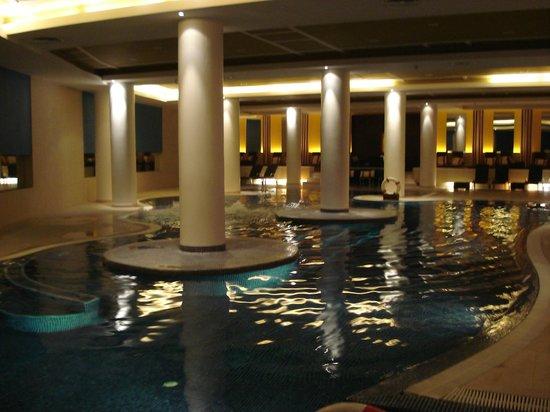 Pestana Casino Park Hotel : Indoor Swimming pool / Sauna / Steam Room
