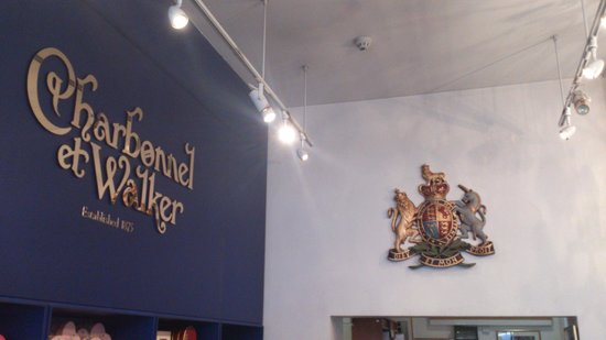 Charbonnel Et Walker: The brand with the Royal Crest