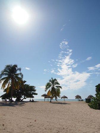 Ancon Beach: Beach