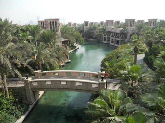 Jumeirah Dar Al Masyaf at Madinat Jumeirah: Вид на виллы
