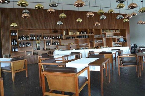 L'AND Vineyards : Restaurante
