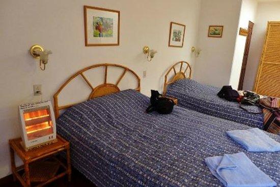 Hotel La Cupula: The big room