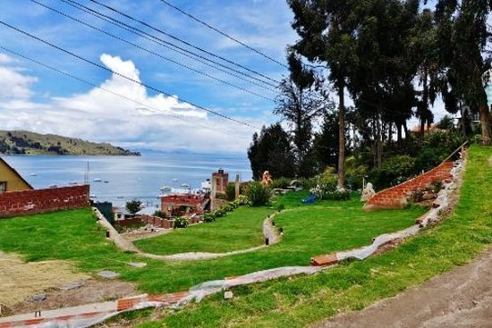 Hotel La Cupula: Great view of the lake