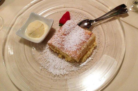 Joainig Gasthof: Dessert