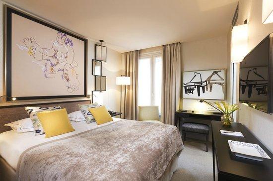 Hotel Balmoral : classic room