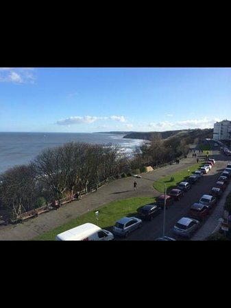 The Crown Spa Hotel: Sea View