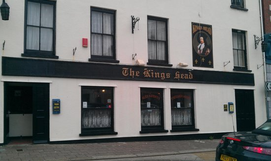 King's Head, Bretonside