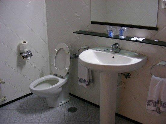 Gran Hotel Lar : Washroom