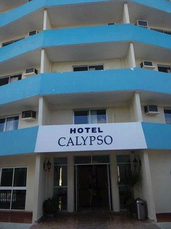 Calypso Hotel: Здание отеля