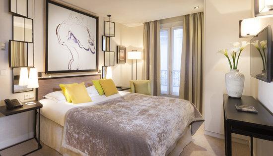 Hotel Balmoral : superior room