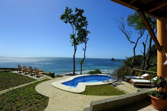 Villas Playa Maderas: Villa Tortuga Pool