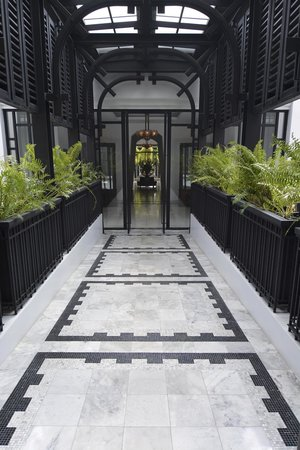 The Siam: Hotel connector