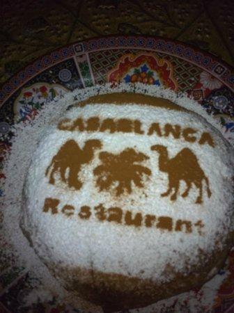 Casablanca Morracan Restaurant : Pastilla