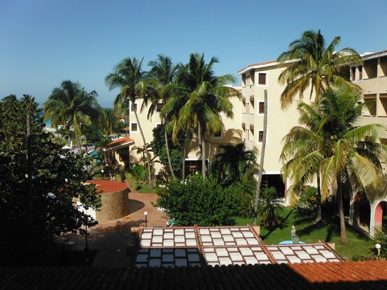 Be Live Experience Las Morlas: View from room 335
