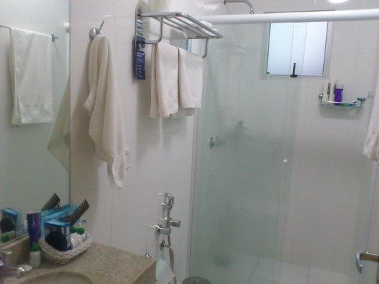Pietro Angelo Hotel: Banheiro