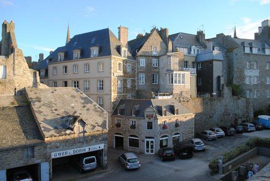 Hotel De La Porte Saint Pierre Saint Malo