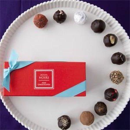 Petits Noirs Chocolates: Handmade Truffles
