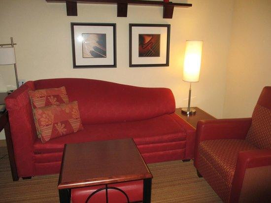 Residence Inn Port St. Lucie: Living Room