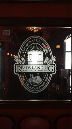Reads Landing Brewing Company: RLBC Logo