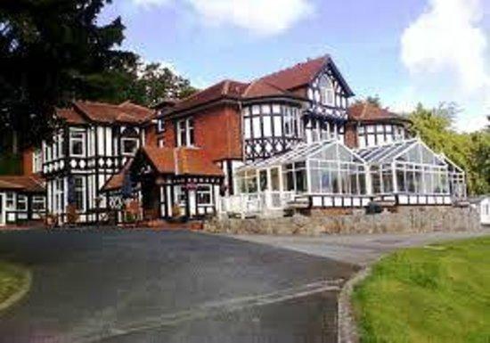 Lyons Woodlands Hall Hotel: Woodlands Hall Hotel