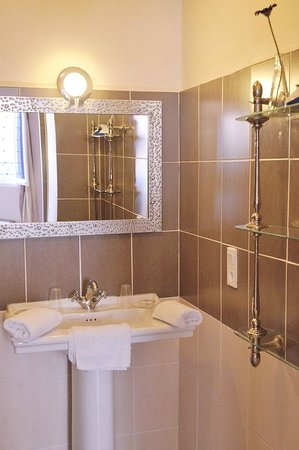Hotel Cortie: Salle de bains
