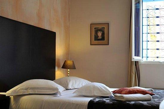 Hotel Cortie : Chambre 2