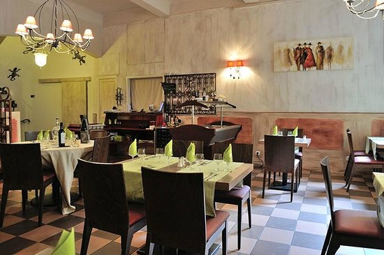 Hotel Cortie : Salle à manger