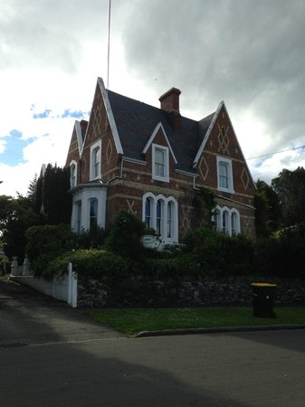 Lisburn House : Veduta esterna