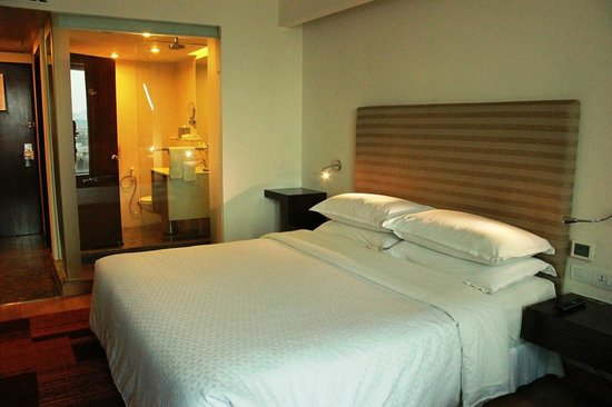 Four Points by Sheraton Jaipur, City Square : Room on 7th Floor