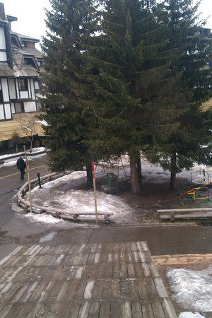 Konaci Apartments : view from the room