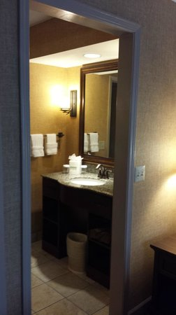 Homewood Suites Syracuse/Liverpool: Bathroom