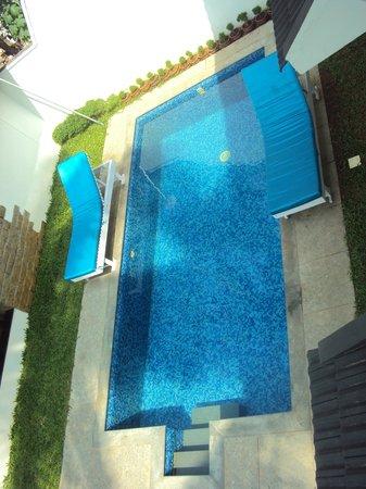 Mayas Beach House : pool